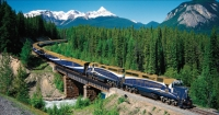 Locomote through the Canadian Rockies and Save with Globus!